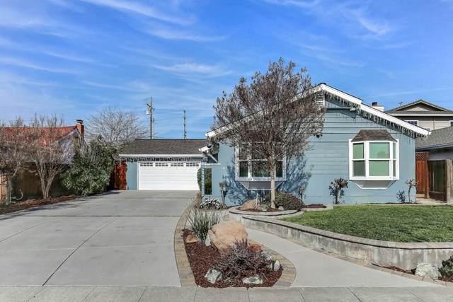 2445 Alvarado Dr, Santa Clara, CA 95051 (#ML81783845) :: Real Estate Experts