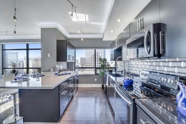 88 E San Fernando St 1002, San Jose, CA 95113 (#ML81783900) :: Real Estate Experts