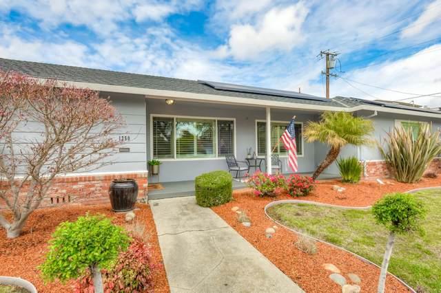 1250 Central Ave, San Carlos, CA 94070 (#ML81783902) :: The Gilmartin Group