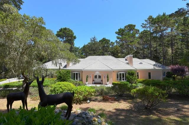 1277 Lisbon Ln, Pebble Beach, CA 93953 (#ML81783906) :: RE/MAX Real Estate Services