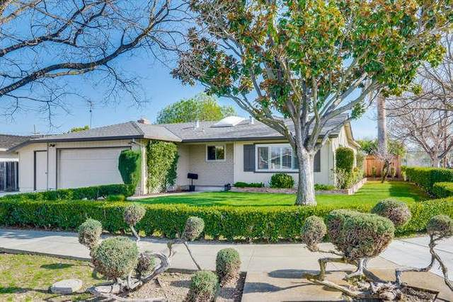 1258 Weathersfield Way, San Jose, CA 95118 (#ML81783909) :: The Goss Real Estate Group, Keller Williams Bay Area Estates
