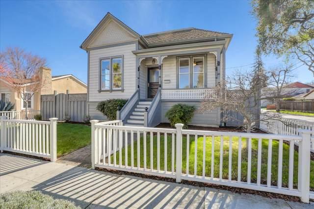 1034 W San Fernando St, San Jose, CA 95126 (#ML81783918) :: Real Estate Experts