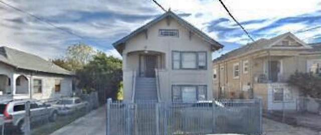 1436 52nd Ave, Oakland, CA 94601 (#ML81783957) :: Keller Williams - The Rose Group