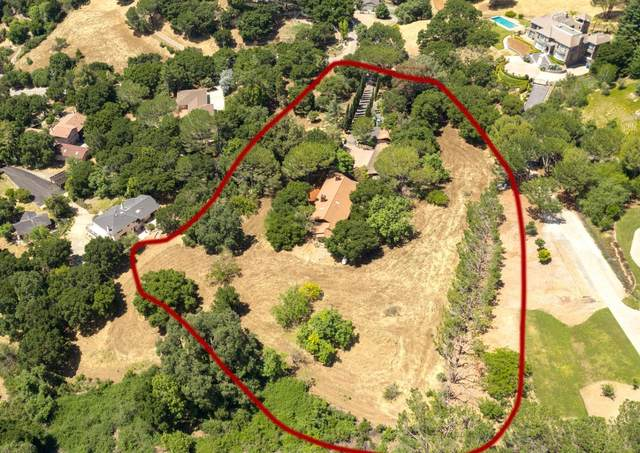 22500 Rolling Hills Rd, Saratoga, CA 95070 (#ML81783989) :: Real Estate Experts