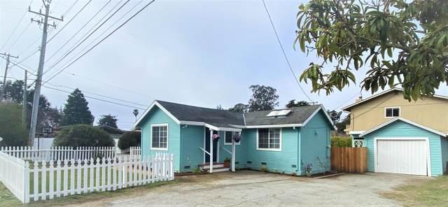 502 Harriet Ave, Aptos, CA 95003 (#ML81784003) :: Strock Real Estate