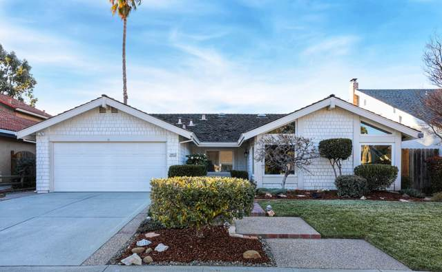 4057 Ashbrook Cir, San Jose, CA 95124 (#ML81784029) :: Keller Williams - The Rose Group