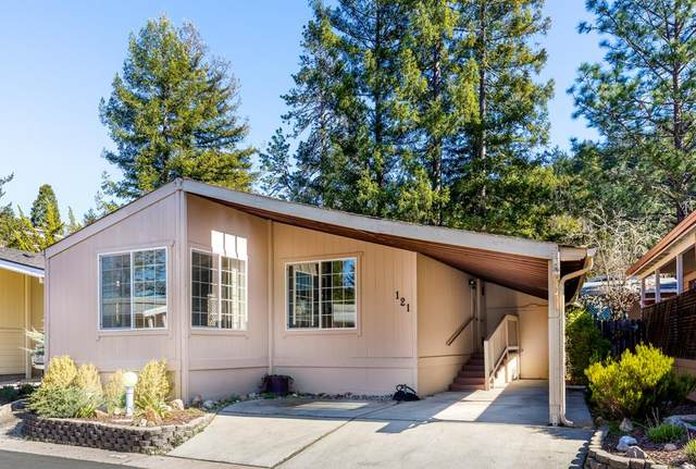 552 Bean Creek Rd 121, Scotts Valley, CA 95066 (#ML81784050) :: Keller Williams - The Rose Group
