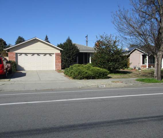 729 S Mary Ave, Sunnyvale, CA 94087 (#ML81784051) :: Maxreal Cupertino