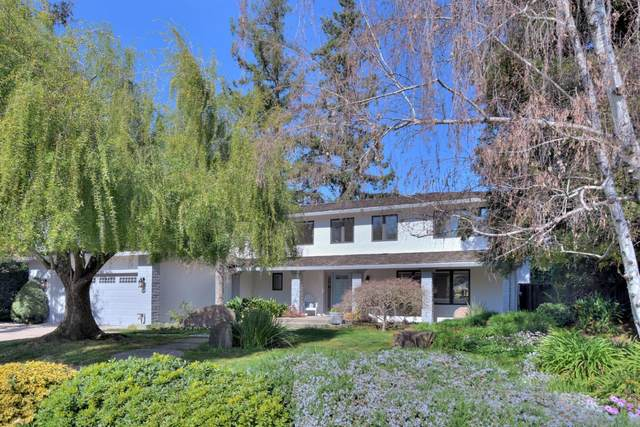 1017 Dartmouth Ln, Los Altos, CA 94024 (#ML81784057) :: The Kulda Real Estate Group