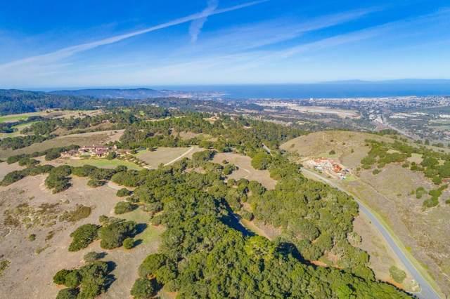 8100 Carina Rd, Carmel Valley, CA 93923 (#ML81784058) :: The Gilmartin Group