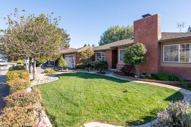 1241 Wasatch Dr, Mountain View, CA 94040 (#ML81784072) :: Keller Williams - The Rose Group