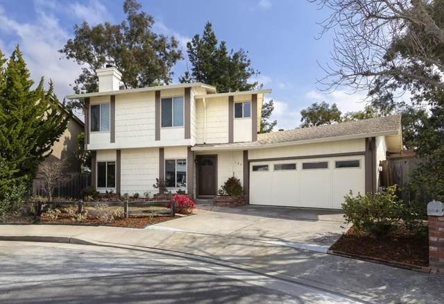 104 Mcmillan Dr, Santa Cruz, CA 95060 (#ML81784093) :: Strock Real Estate