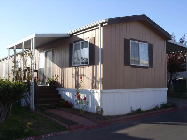 255 E Bolivar St 40, Salinas, CA 93906 (#ML81784137) :: Strock Real Estate