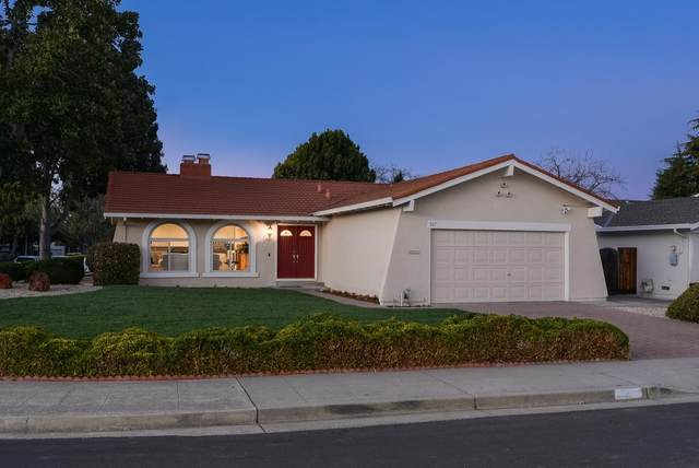907 Bluebell Way, Sunnyvale, CA 94086 (#ML81784152) :: Maxreal Cupertino