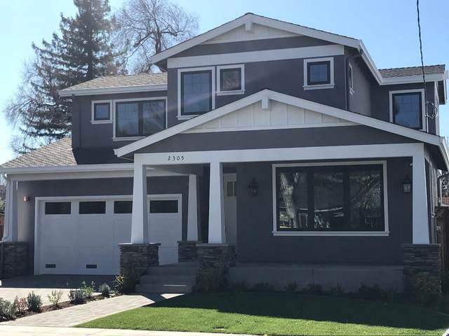 2305 Richland Ave, San Jose, CA 95125 (#ML81784160) :: Real Estate Experts