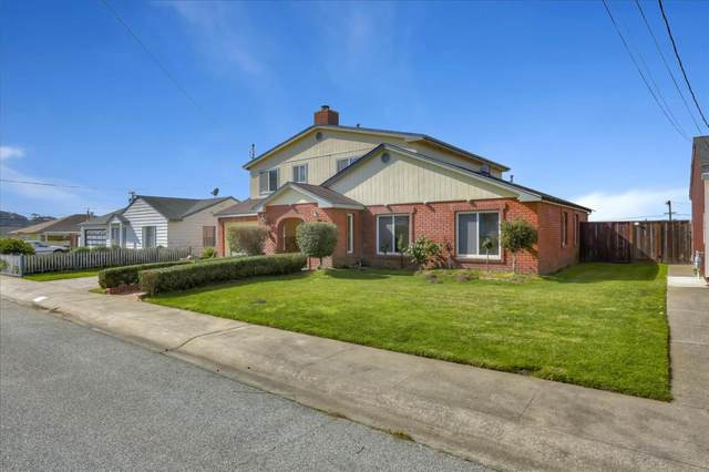 432 Fremont Ave, Pacifica, CA 94044 (#ML81784176) :: The Kulda Real Estate Group