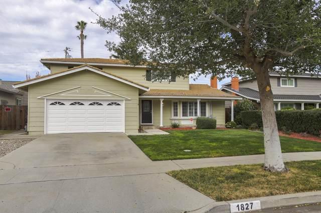 1827 Frobisher Way, San Jose, CA 95124 (#ML81784206) :: Real Estate Experts