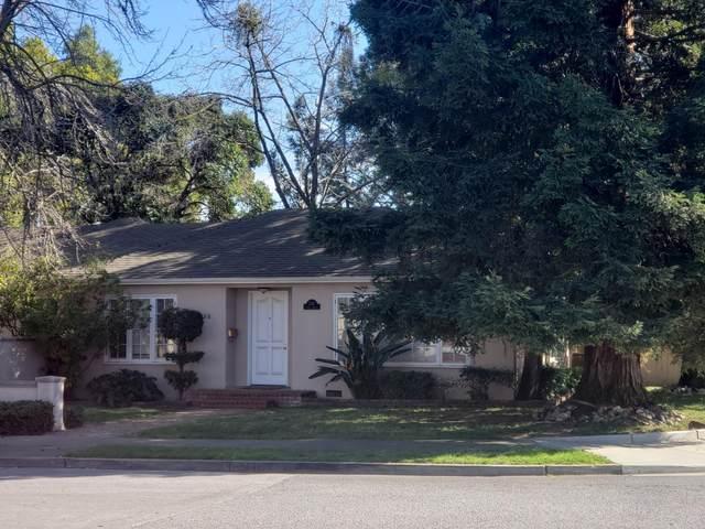 1298 Sandra Dr, San Jose, CA 95125 (#ML81784254) :: Real Estate Experts