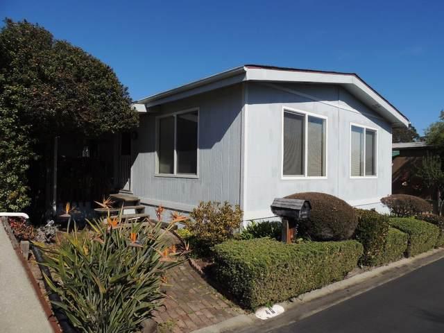 2435 Felt St 46, Santa Cruz, CA 95062 (#ML81784281) :: Strock Real Estate