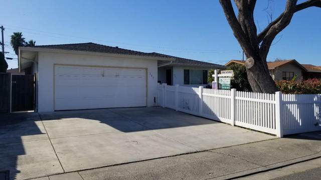 281 Silvera St, Milpitas, CA 95035 (#ML81784287) :: Live Play Silicon Valley