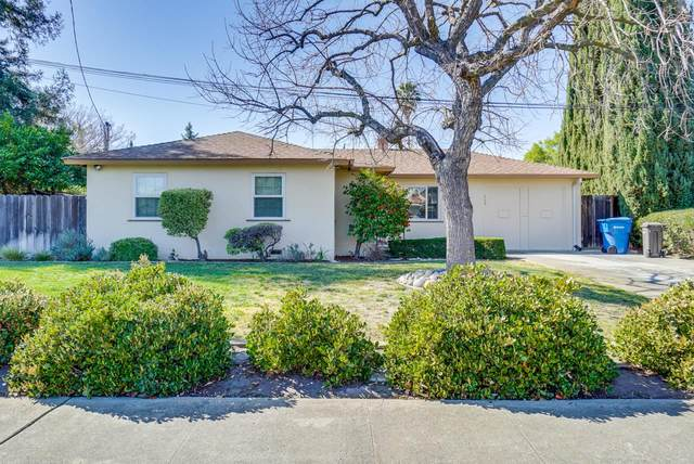 165 Hunt Way, Campbell, CA 95008 (#ML81784291) :: Real Estate Experts