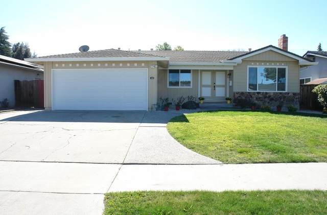 380 Surber Dr, San Jose, CA 95123 (#ML81784307) :: Live Play Silicon Valley