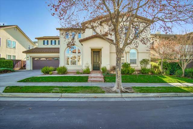 7157 Pitlochry Dr, Gilroy, CA 95020 (#ML81784510) :: The Realty Society