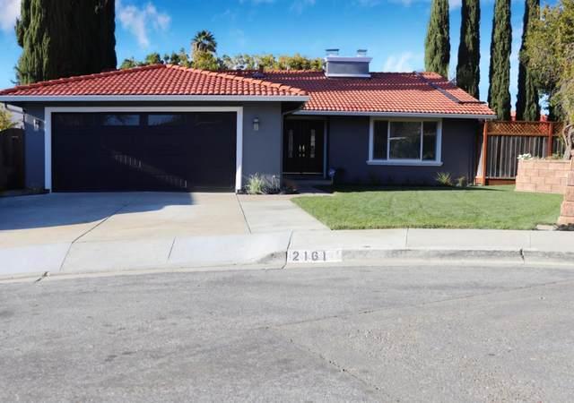 2161 Caleb Ct, San Jose, CA 95121 (#ML81784526) :: Real Estate Experts