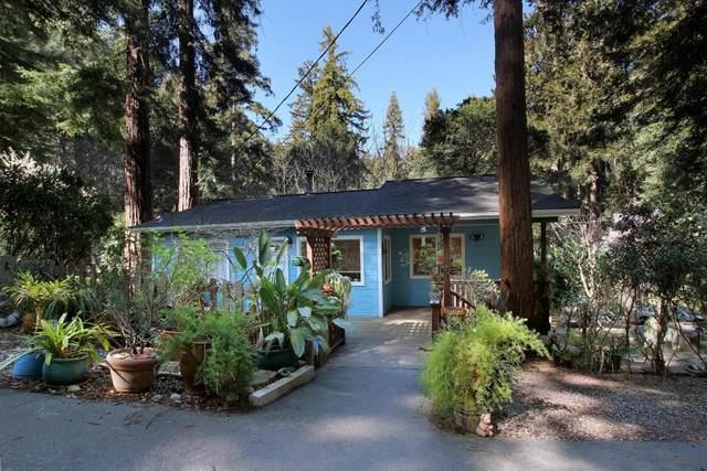 701 Trinkling Creek Dr, Felton, CA 95018 (#ML81784560) :: The Realty Society