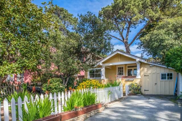 4SE Casanova & 9th St, Carmel, CA 93921 (#ML81784570) :: RE/MAX Real Estate Services