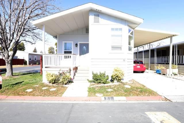 125 N Mary Ave 91, Sunnyvale, CA 94086 (#ML81784613) :: Keller Williams - The Rose Group