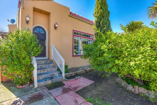 217 N Claremont St, San Mateo, CA 94401 (#ML81784653) :: The Kulda Real Estate Group
