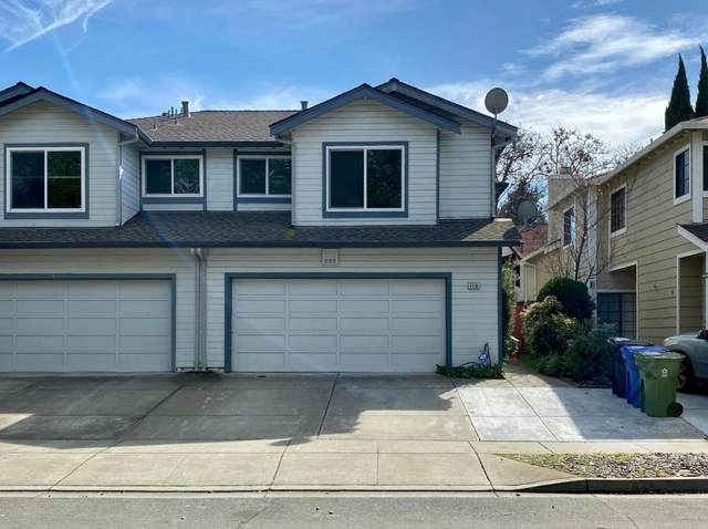 4936 Creekwood Dr, Fremont, CA 94555 (#ML81784719) :: Live Play Silicon Valley