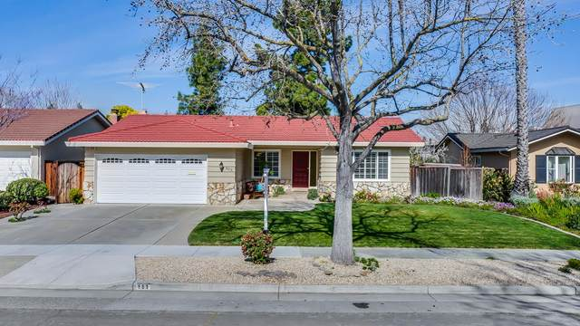 853 Buchser Way, San Jose, CA 95125 (#ML81784722) :: Live Play Silicon Valley