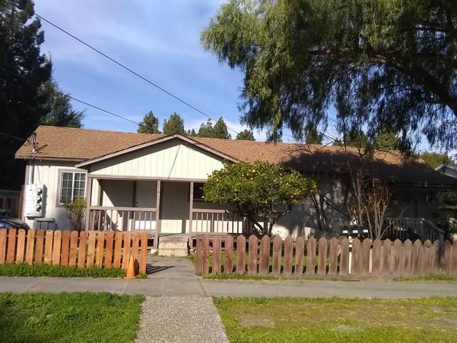 176 Elmwood St, Mountain View, CA 94043 (#ML81784734) :: The Kulda Real Estate Group