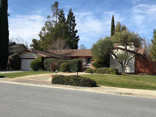 12464 Sheridan Cir, Saratoga, CA 95070 (#ML81784825) :: Intero Real Estate