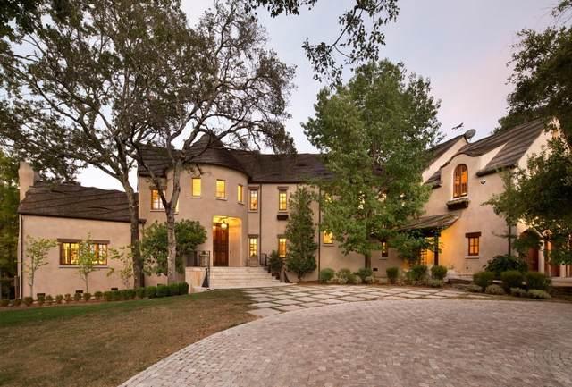 40 Fox Hill Rd, Woodside, CA 94062 (#ML81784885) :: Alex Brant Properties