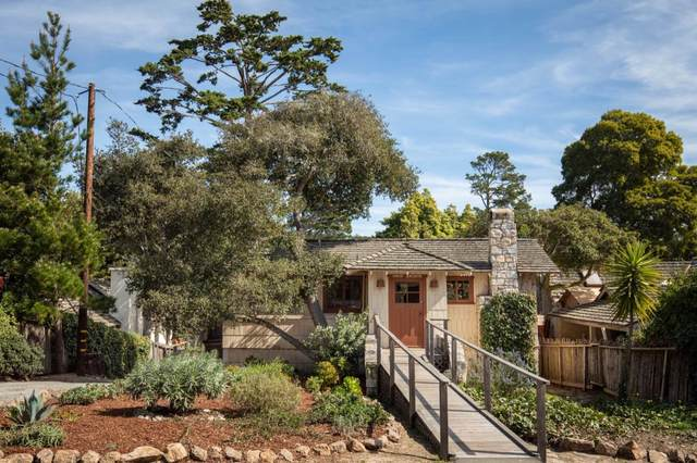0 Mission 3 Ne Of 11th, Carmel, CA 93921 (#ML81784891) :: The Kulda Real Estate Group