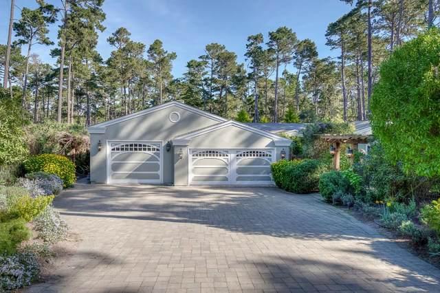 1403 Cantera Ct, Pebble Beach, CA 93953 (#ML81784924) :: RE/MAX Real Estate Services