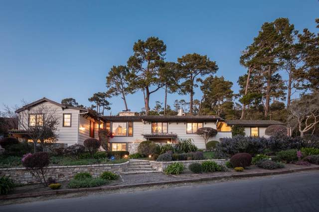 0 1st Avenue 2Ne Of Lobos, Carmel, CA 93923 (#ML81784947) :: The Gilmartin Group