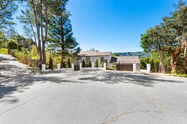 15 Pilarcitos Ct, Hillsborough, CA 94010 (#ML81785079) :: The Kulda Real Estate Group