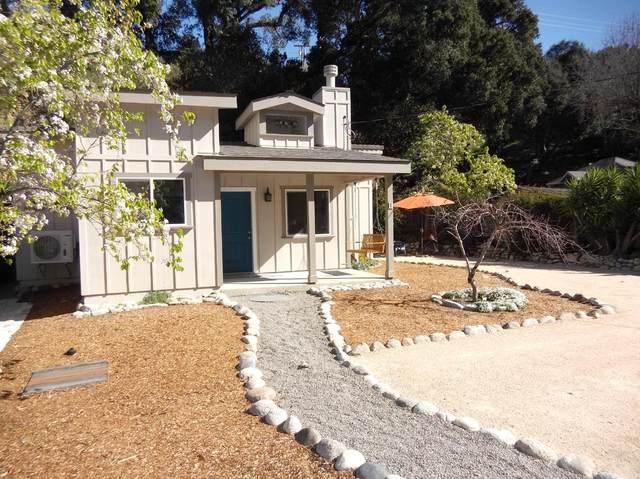 11 Wawona Rd, Carmel Valley, CA 93924 (#ML81785185) :: Strock Real Estate