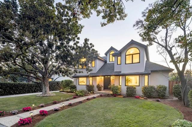 1056 Leonello Ave, Los Altos, CA 94024 (#ML81785244) :: The Kulda Real Estate Group