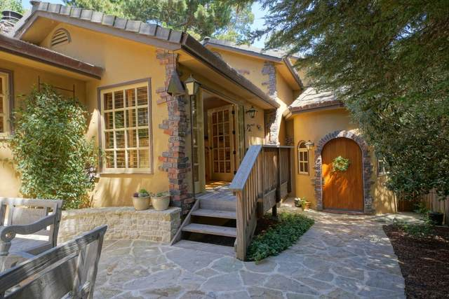 0 Crespi 6Se Of Mountain View Ave, Carmel, CA 93921 (#ML81785346) :: The Kulda Real Estate Group
