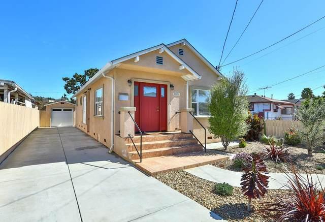 1606 Oriole Ave, San Leandro, CA 94578 (#ML81785356) :: The Kulda Real Estate Group