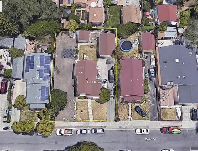 1175 Davis St, Redwood City, CA 94061 (#ML81785366) :: Real Estate Experts