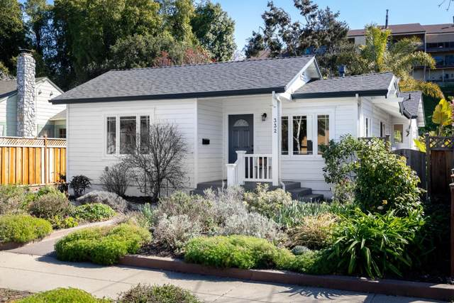 332 Dakota Ave, Santa Cruz, CA 95060 (#ML81785380) :: Live Play Silicon Valley