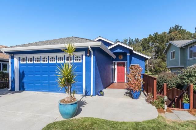 435 3rd St, Montara, CA 94037 (#ML81785459) :: The Kulda Real Estate Group