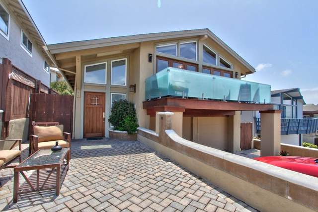 116 Seafoam Ave, Monterey, CA 93940 (#ML81785489) :: The Kulda Real Estate Group