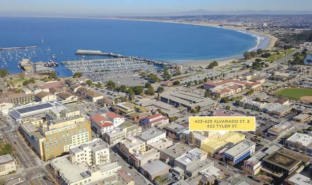 423-425 Alvarado St, Monterey, CA 93940 (#ML81785526) :: Real Estate Experts